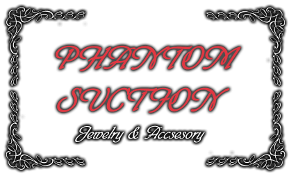 Original Silver Jewelry Brand PHANTOM SUCTION Official Website